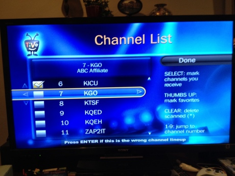 Removing channels from Tivo is a pain in the ass